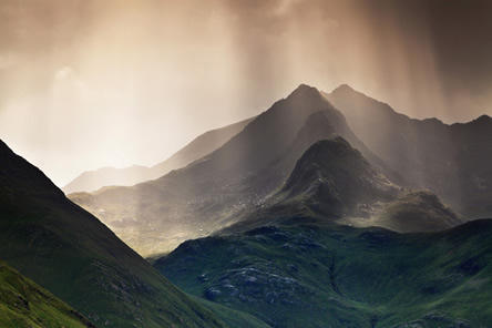 Forcan Ridge Scotland